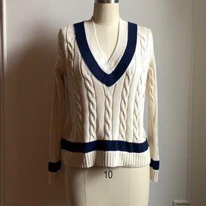 Ralph Lauren Polo Knitwear V Neck  Sweater